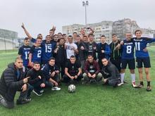 Първо място по футбол - 2019